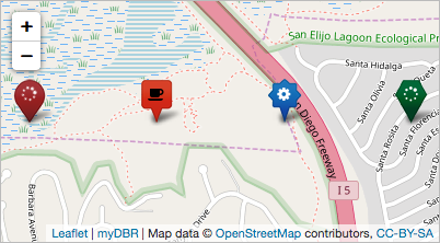 OpenStreetMap extension